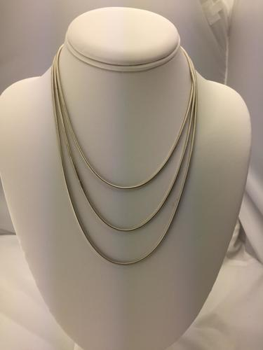 Heavy 2mm Snake Chains