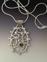 Filigree with Peridot (thumbnail)