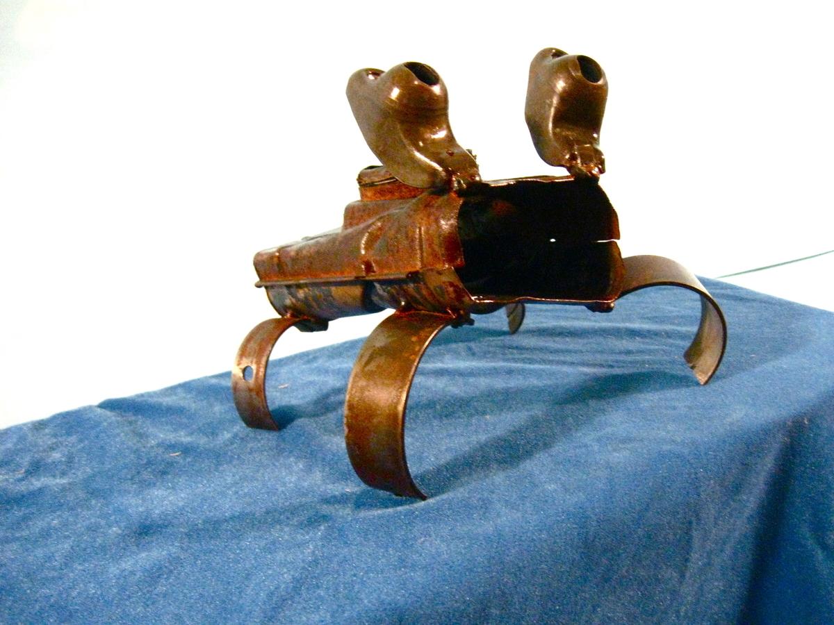 Rocker crab (large view)