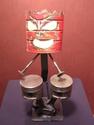 red drumming tiki god (thumbnail)