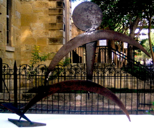 metal sculptures (large view)