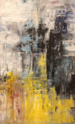 Yellow Rising Emotions