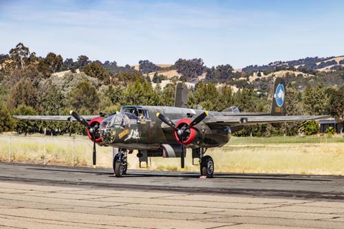 B-25 J by Art Of War Photograhy