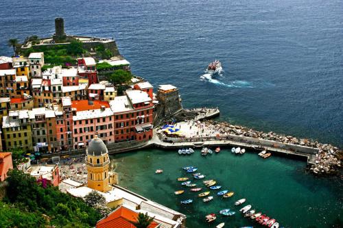 Vernazza, Italy (Cinque Terre)