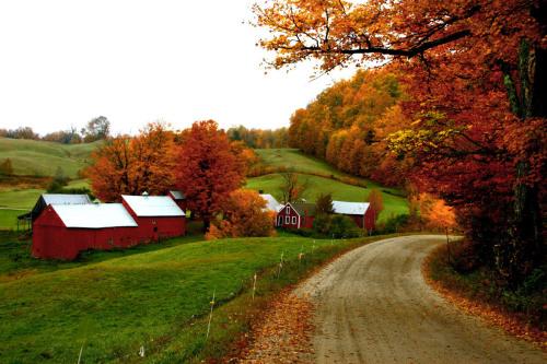 Jenny Farm, Vermont (two)