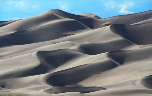 Great Sand Dunes National Park, Colorado (one)