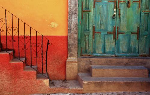 San Miguel de Allende, Mexico by Dan Geldert Fine Art Photography