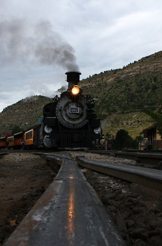 Silverton-Durango Railroad, Colorado