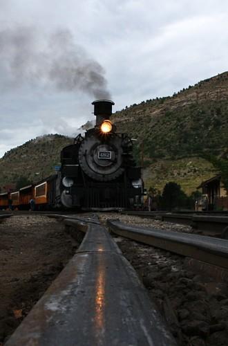 Silverton-Durango Railroad, Colorado by Dan Geldert Fine Art Photography