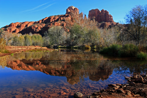 Cathedral Rock, Sedona, Arizona by Dan Geldert Fine Art Photography
