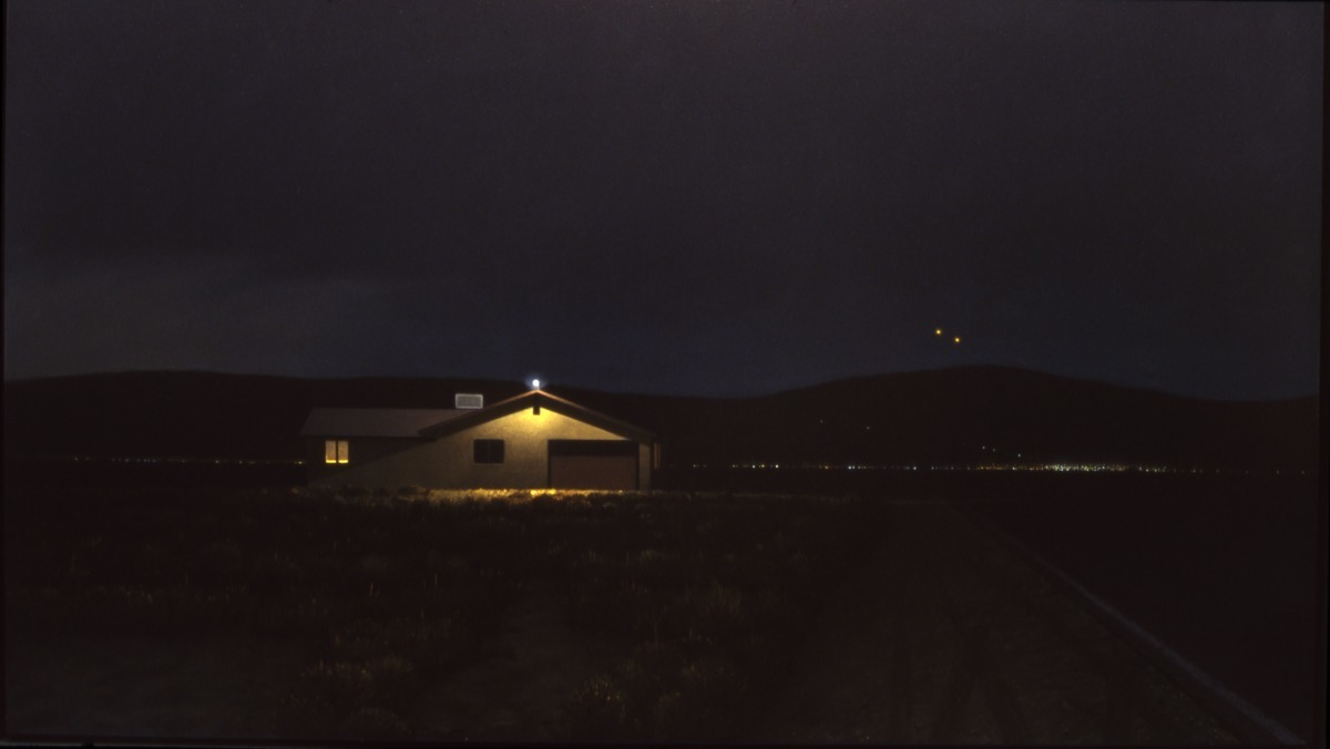 Two Lights Over Jupiter Mountain (large view)