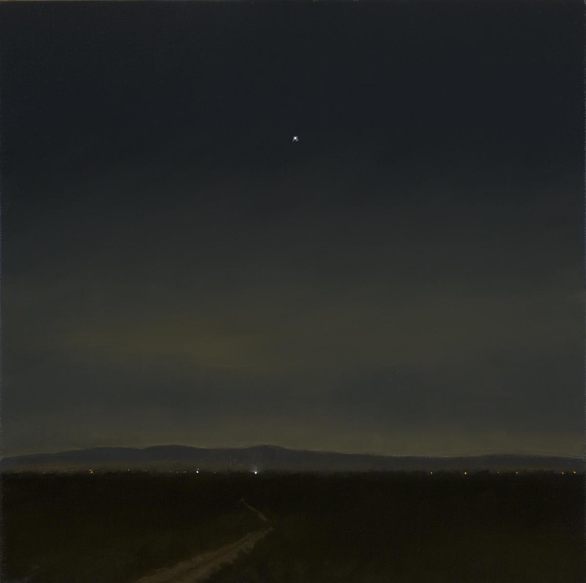 Venus in the Western Sky (large view)