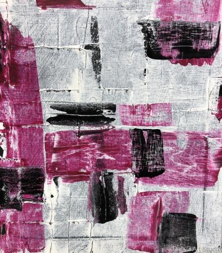 Purple Beauty by Dan G Art Studio/Pau Hana Illustrations
