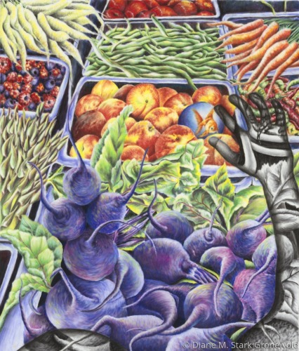 """Uncommon Market"" by Diane M. Stark Gronewold"