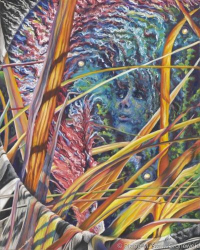 """""""Wonderings"""" by Diane M. Stark Gronewold"""