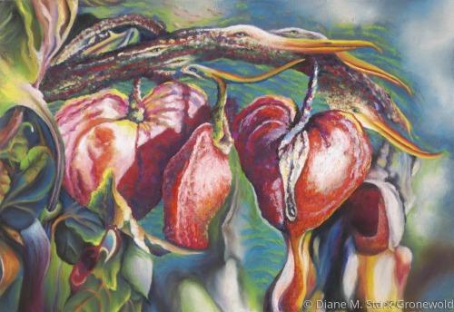 Hearts & Beaks! by Diane M. Stark Gronewold