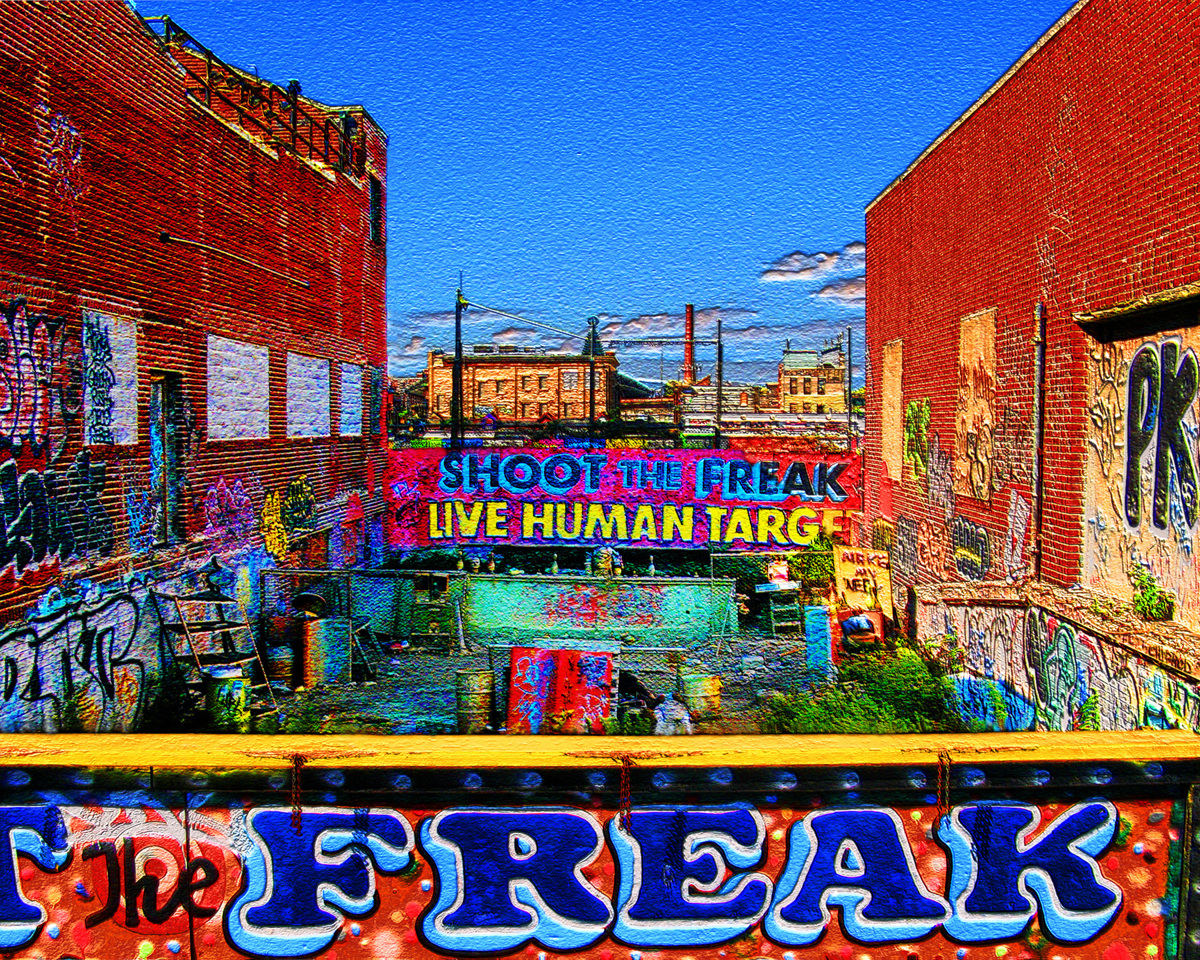 Man's Inhumanity to Freaks (large view)