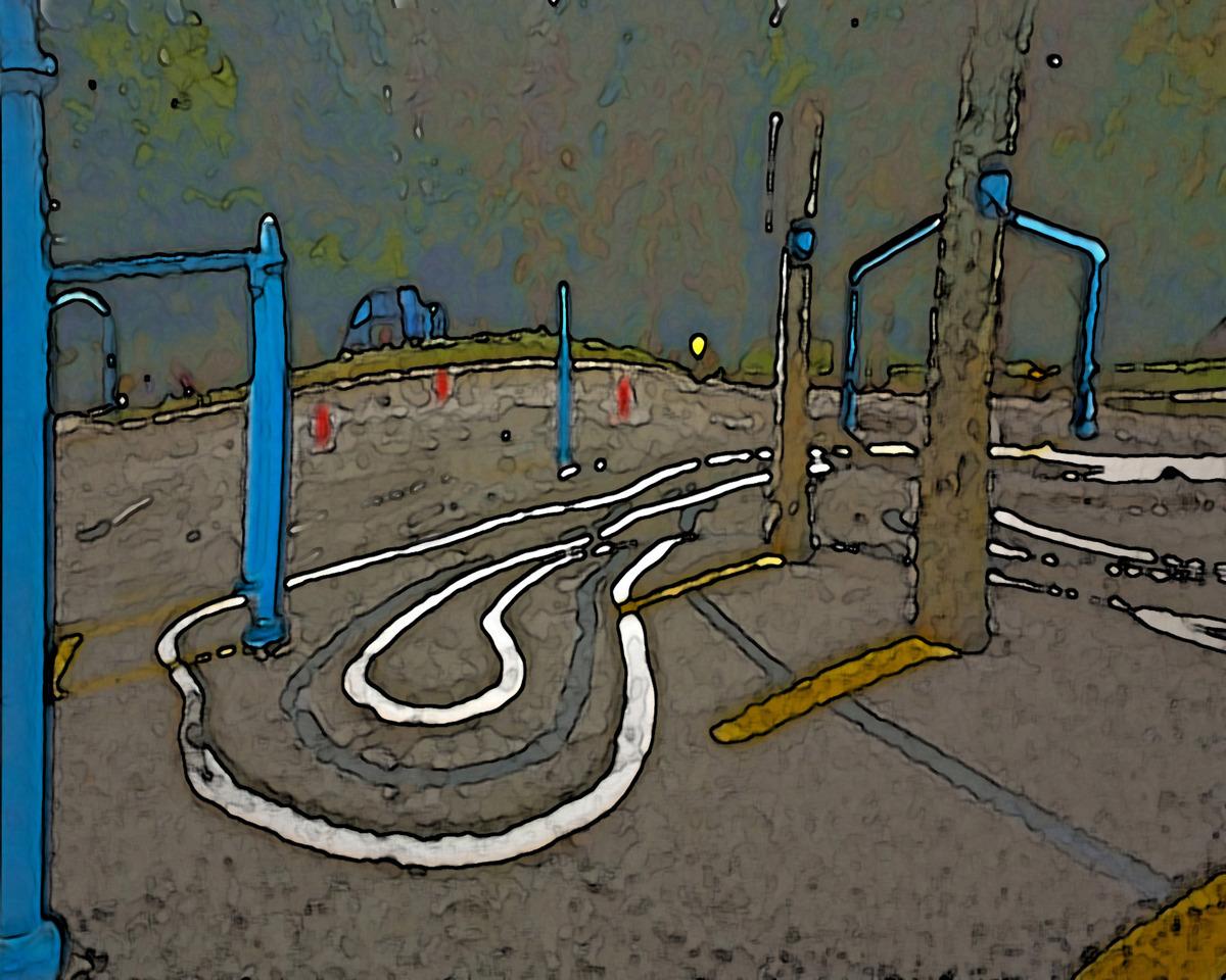Playground Bullies (large view)