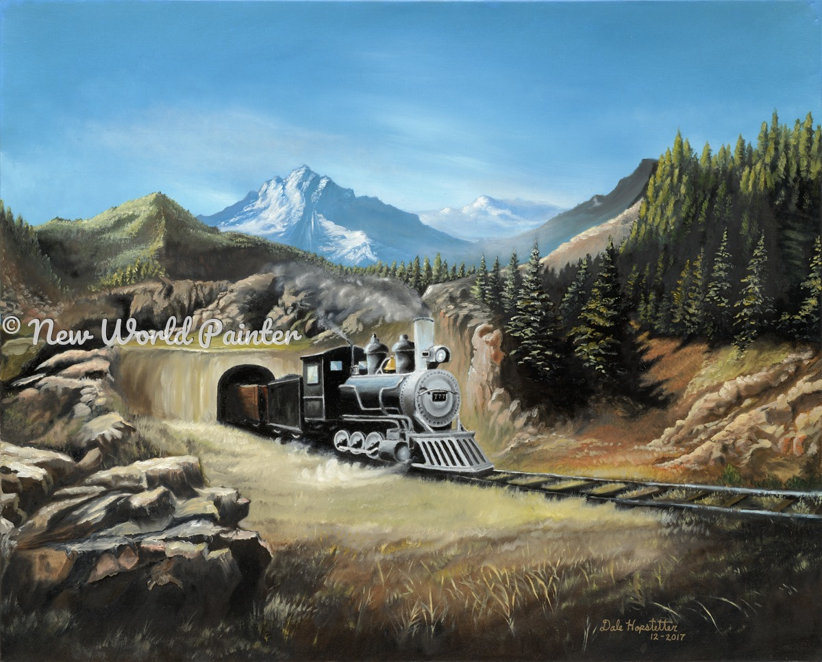 Rocky Mountain Railway (large view)