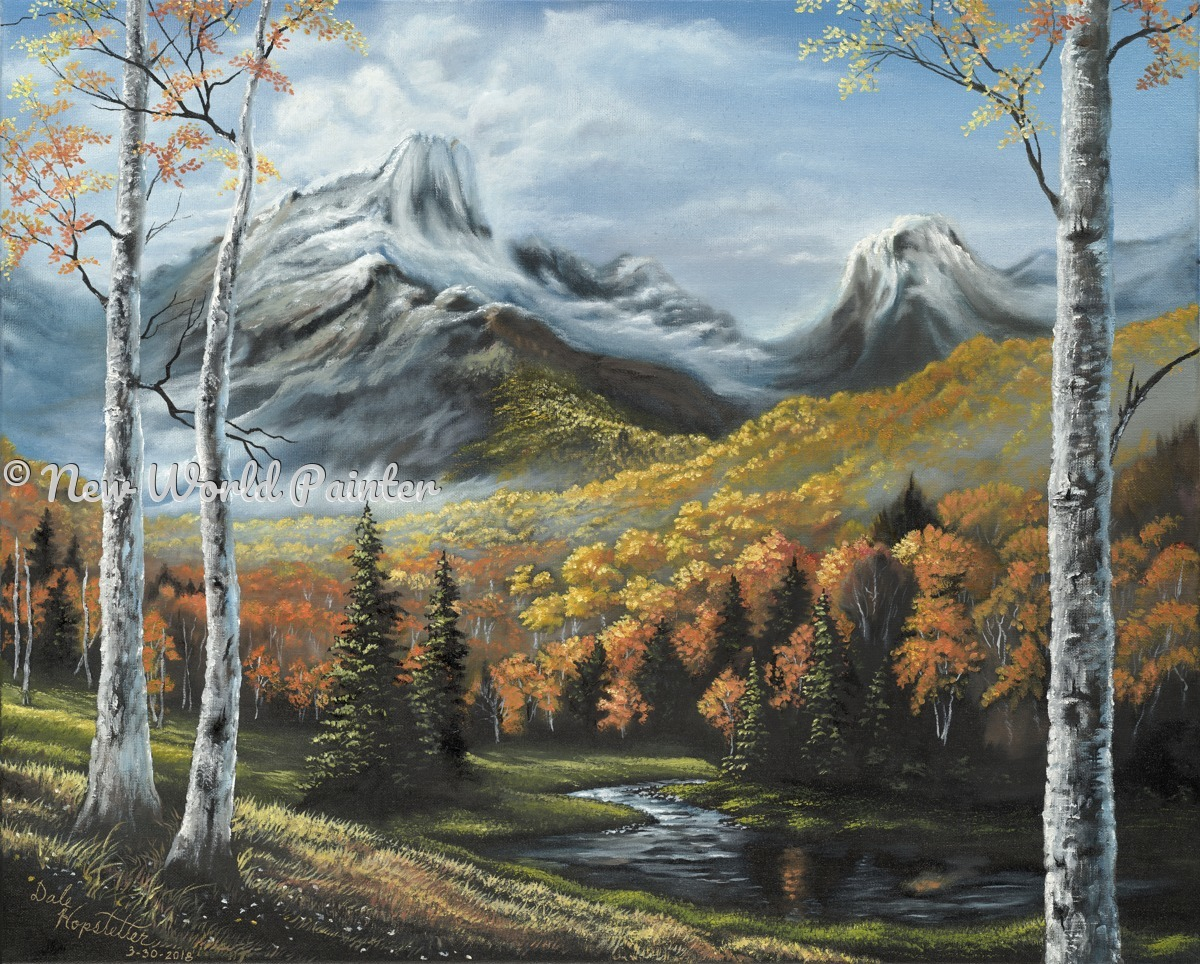 Birch Mountain Paradise (large view)