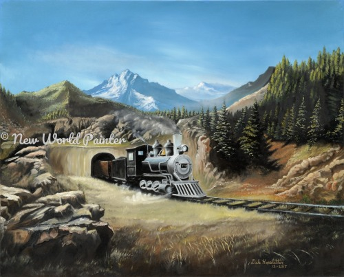 Rocky Mountain Railway