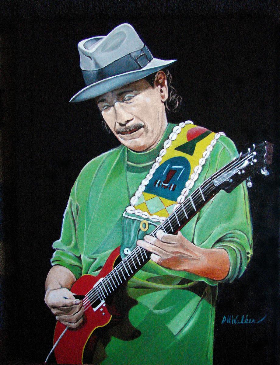 Carlos Santana (II) (large view)