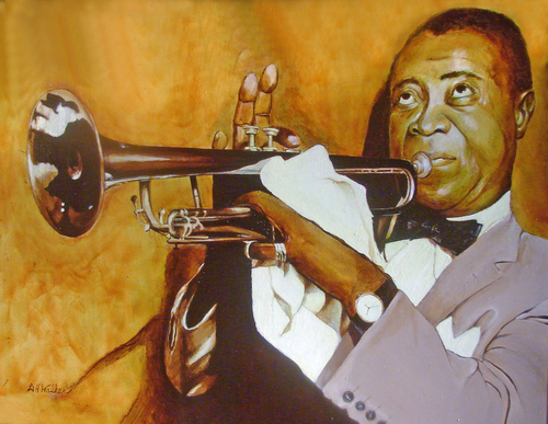 Louis Armstrong (II)