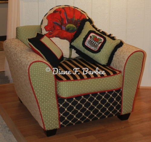 Whimsy Chair I