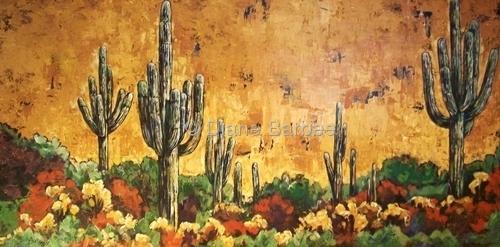 Colour of the Desert