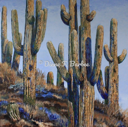Arizona Hillside