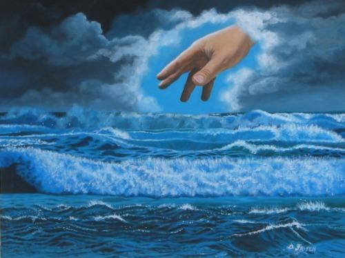 GOD'S CALMING HAND