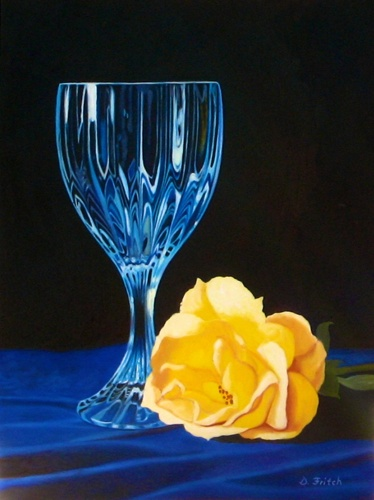 GOBLET AND ROSE