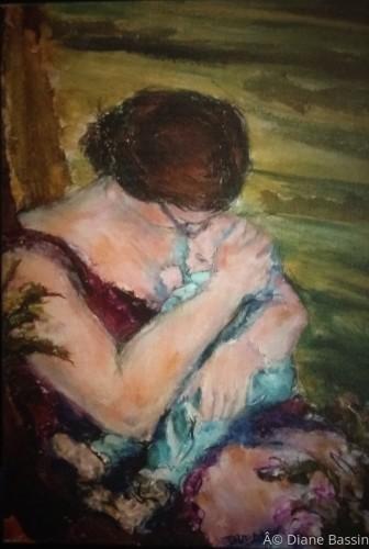 Mother Love by Diane Dauz Bassin