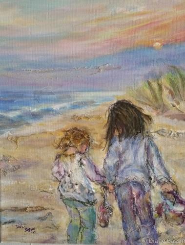 Sisters by Diane Dauz Bassin