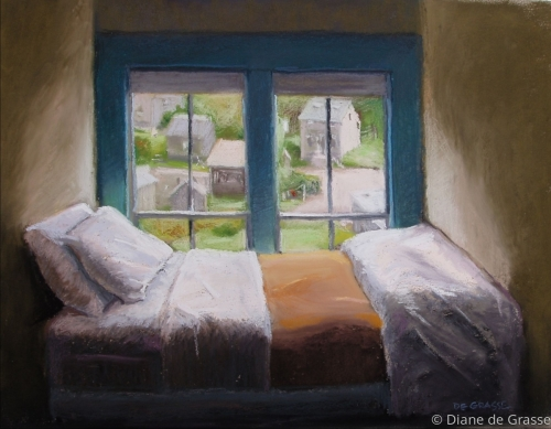 Garret Bed, Monhegan Island