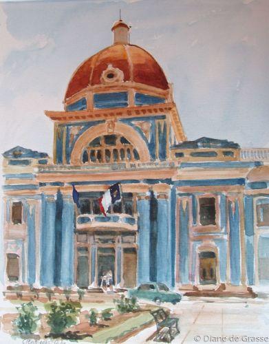 City Hall, Cienfuegos, Cuba