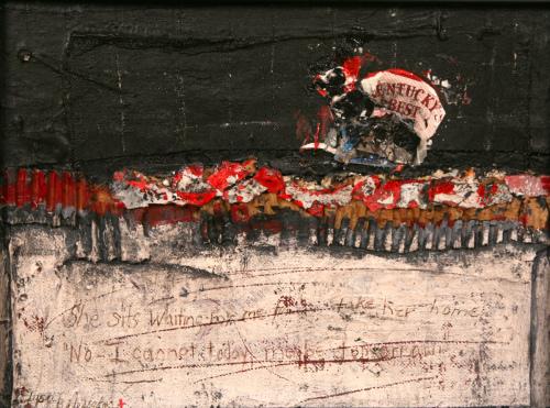 Take Me Home by Elysa Belessakos Art