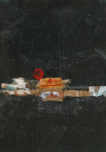 Dark Soul #5 by Elysa Belessakos Art