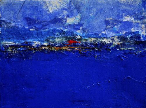 Aegean Sea by Elysa Belessakos Art