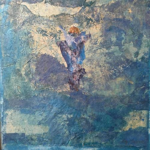 Journey by Elysa Belessakos Art