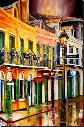 French Quarter Memory - FOR SALE