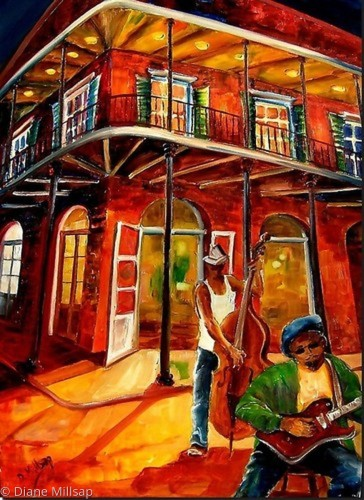 Jazz in the Big Easy - SOLD