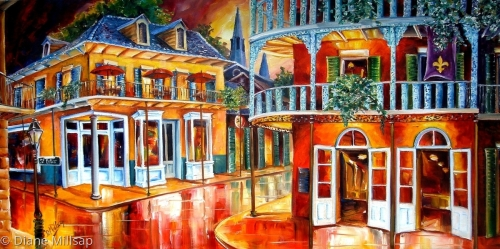 Divine New Orleans - SOLD
