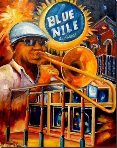Blue Nile - New Orleans