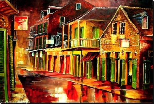 Old Bourbon Street - SOLD