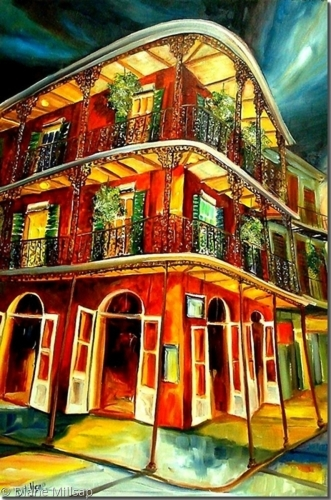 French Quarter Joie - SOLD