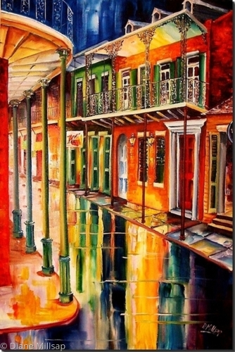 Night in the Big Easy-SOLD