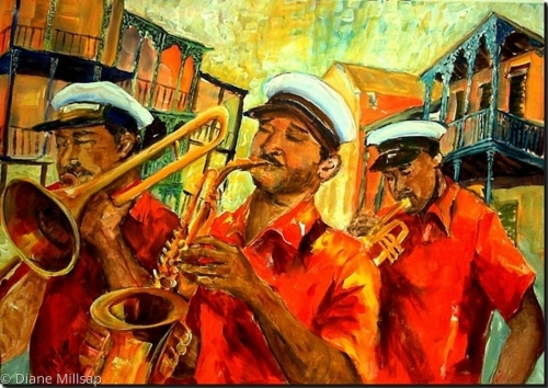 New Orleans Brass Band - FOR SALE