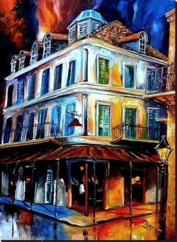 Napoleon House in the French Quarter- SOLD