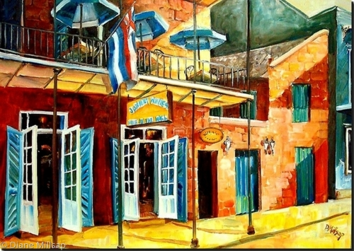 Johnny White's on Bourbon Street - SOLD